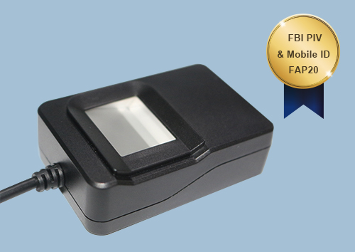 FBI-certified single optical scanner SM-91M