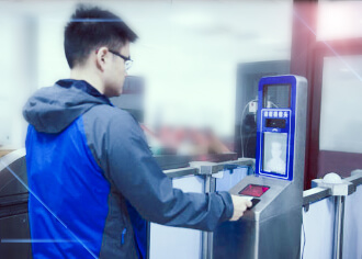 Visitor Access Control System