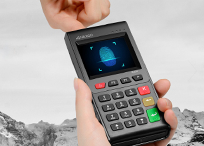 E-payment Fingerprint Recognition System