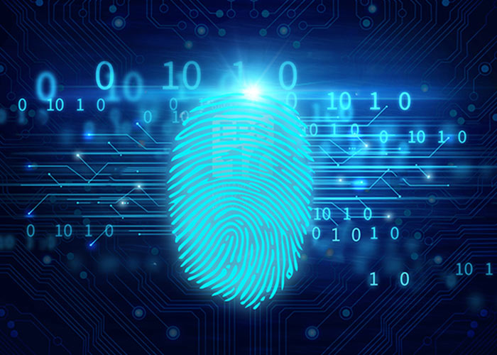 Fingerprint recognition algorithm  JUSTOUCH®