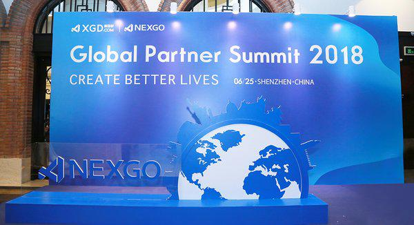 Create Better Lives -- Nexgo's inaugural Global Partner Summit held