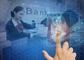 Bank Teller Fingerprint Identification System
