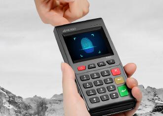 E-payment Fingerprint Recognition System